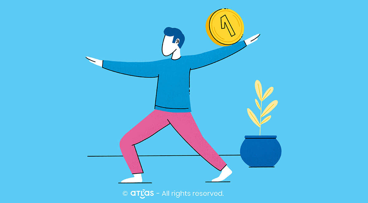 Money doesn't bring happiness, but can bring financial freedom